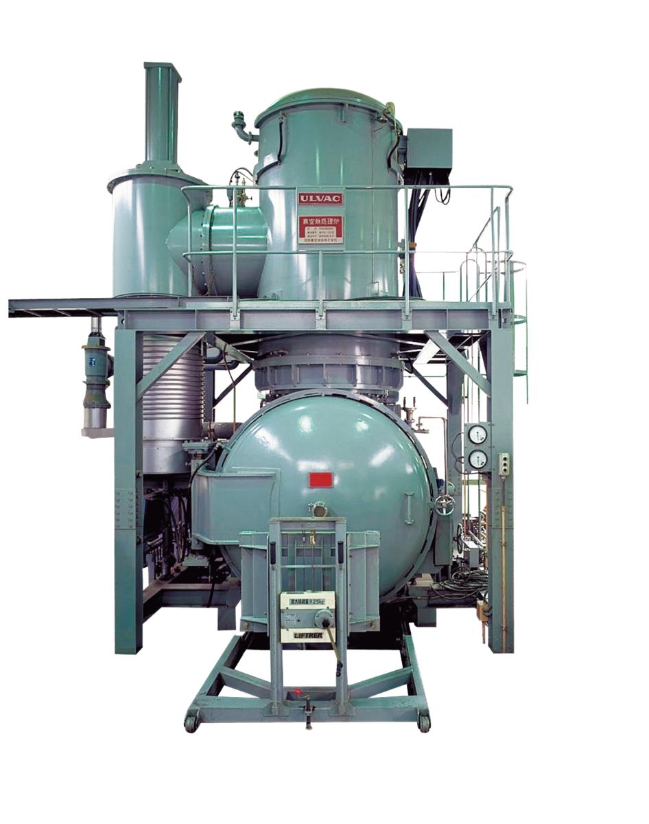 ulvac vacuum furnaces